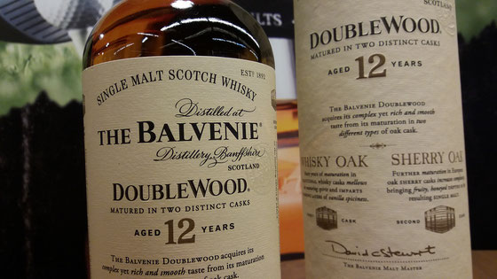 The Balvenie Double Wood 12 Jahre - Foto Ralf Zindel