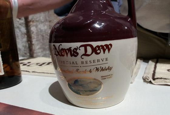 Nevis Dew Special Reserve Whisky - Foto Ralf Zindel