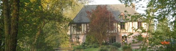 Mühle von Eguebaude