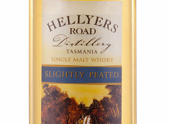 Hellyers Road Slightly Peated Single Malt - Ralf Zindel