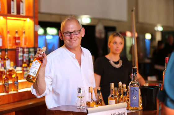 Whisky Herbst Berlin 2017 - Masterclass mit Ralf Zindel