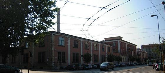 Branca Brennerei in Mailand, Herstellungsort von Candolini