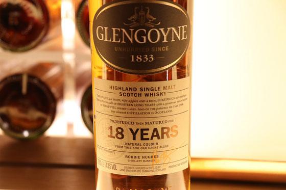 Glengoyne Single Malt 18 Jahre - Foto Ralf Zindel