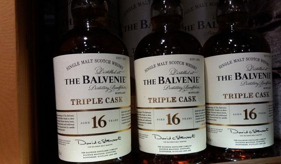 The Balvenie Triple Cask 16 Jahre - Foto Ralf Zindel