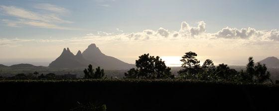 Mauritius eine Insel und ein Staat im Indischen Ozean