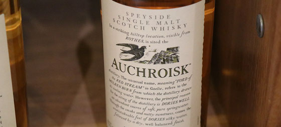 Auchroisk Single Malt Whiskys - Ralf Zindel