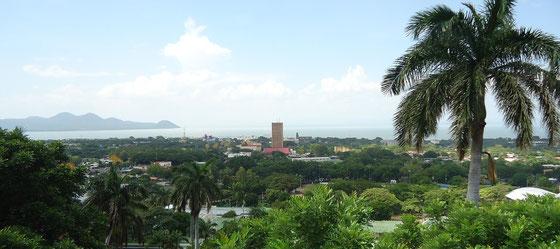 Managua - Metropole Nicaraguas