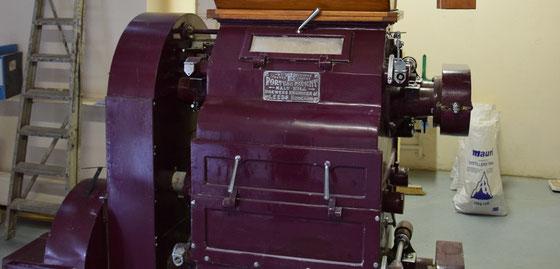 Glencadam Distillery - Porteus Mühle