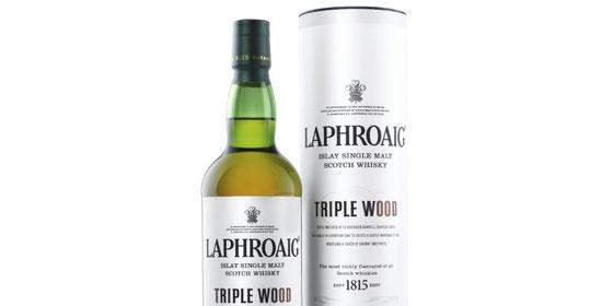 Laphroaig Triple Wood - Ralf Zindel