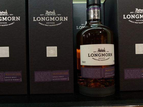 Longmorn The Distiller Choice - Foto Ralf Zindel