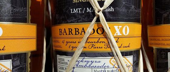 Plantation Rum Barbados - Foto Ralf Zindel