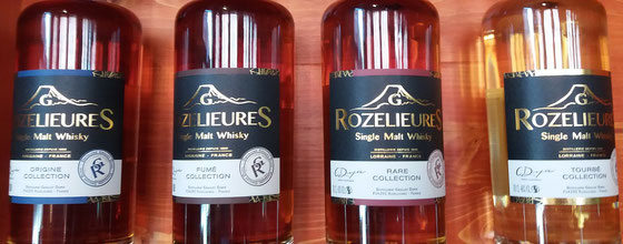 Rozelieures Single Malt de France