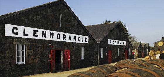 Glenmorangie Warehouse (Bildquelle: LVMH)
