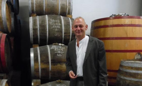 Rum Tasting in Mannheim mit Ambassador Ralf Zindel