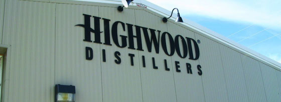 Highwood Distillers - Whisky aus Kanada
