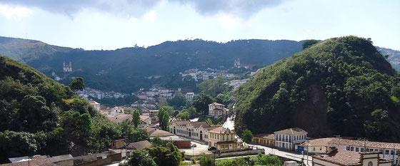 Minas Gerais - Hauptregion der Cachaca-Produktion