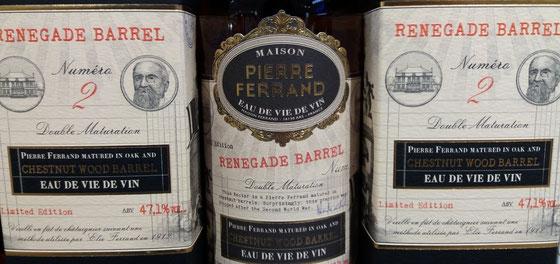 Pierre Ferrand Renegade Barrel - Foto Ralf Zindel