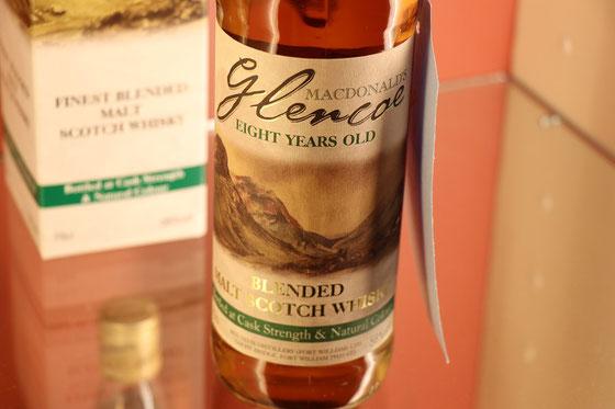 Glencoe Vatted Malt Whisky - Foto Ralf Zindel