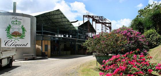 Rhum Distillerie Clèment - Foto Rhum Clèment