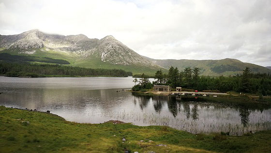 Irland Flüsse und Seen
