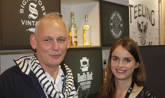 Ralf Zindel in Cooperation mit Madame Schmitt von La Maison Du Whisky aus Paris