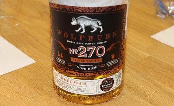 Wolfburn Whisky No.270 - Foto Ralf Zindel