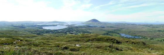 Connemara in Irland