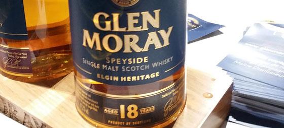 Glen Moray 18 Jahre - Foto Ralf Zindel
