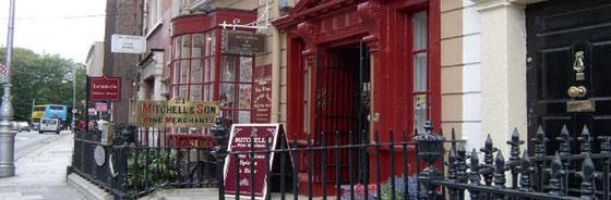 Mitchell & Son in der Kildare Street in Dublin