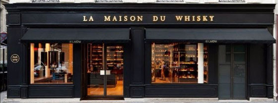 La Maison du Whisky in Paris