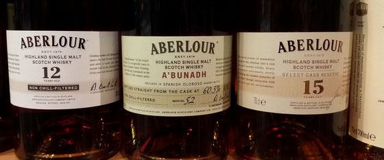 Aberlour Single Malts Whisky - Ralf Zindel