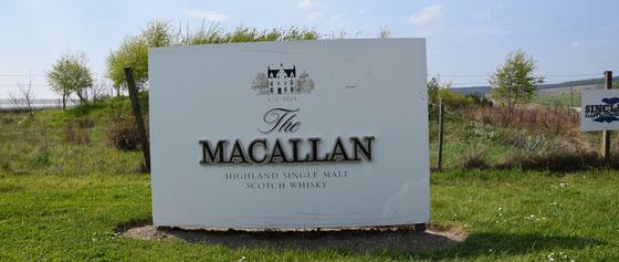 Macallan Distillery - Foto Ralf Zindel
