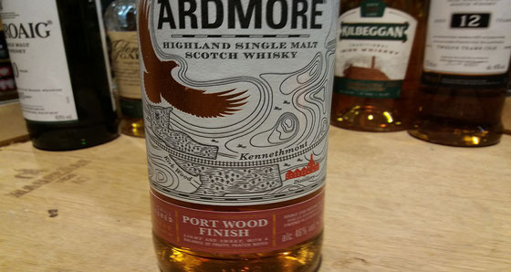 Ardmore 12 Jahre Port Wood Finish - Ralf Zindel