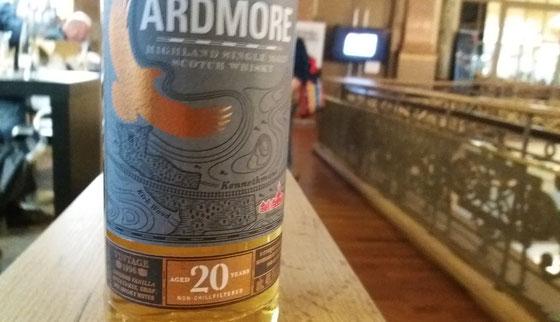 Ardmore Single Malt 25 Jahre - Ralf Zindel