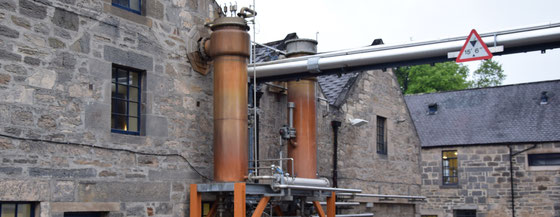 Glen Moray Distillery - Foto: Ralf Zindel