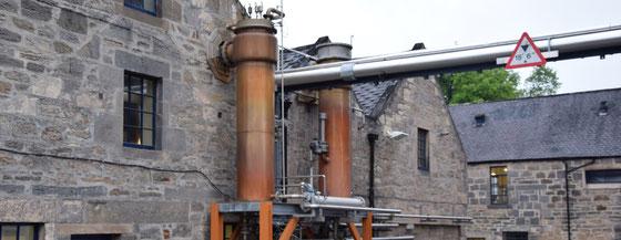 Glen Moray Distillery - Foto: Ralf Zindel