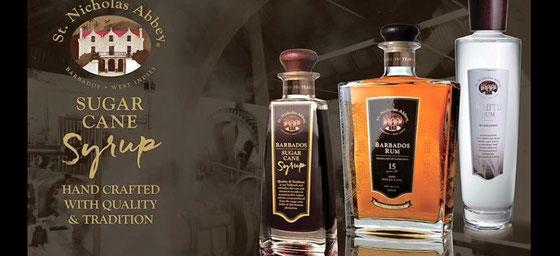 St. Nicolas Abbey Rum