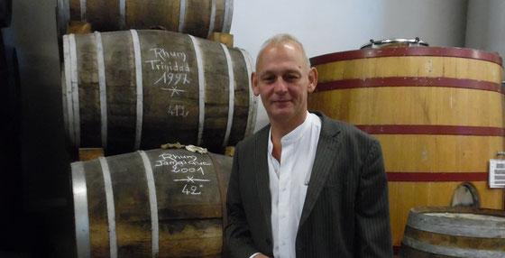 Rum Tasting mit Ambassador Ralf Zindel