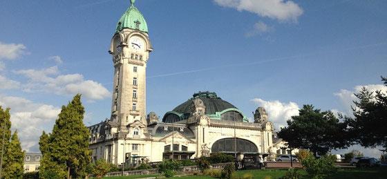 Limoges, Hauptstadt des Limousins
