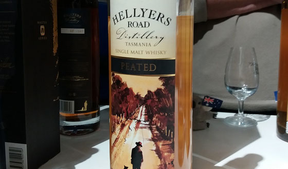 Hellyers Road Peated Single Malt - Ralf Zindel