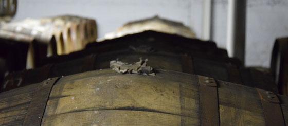 Ralf Zindel Whisky Fässer aus Schottland