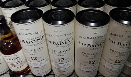 The Balvenie Triple Cask 12 Jahre - Foto Ralf Zindel