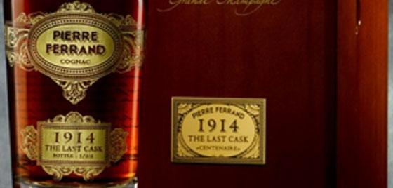 Cognac Ferrand 1914 - The Last Cask