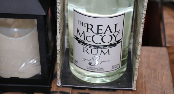 The Real McCoy Rum aus Barbados