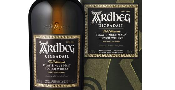 Ardbeg Uigeadal Single Malt