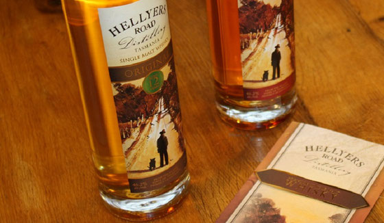 Hellyers Road Single Malt 12 Jahre - Ralf Zindel