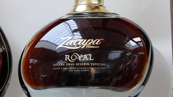 Zacapa Solera Royal Gran Reserve Especial -Foto Zindel Ralf