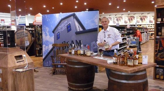 Jim Beam - Tasting mit Ralf Zindel