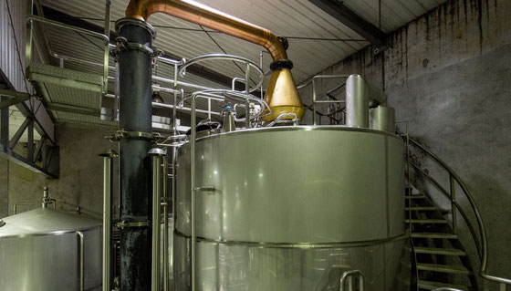 Hellyers Road Distillery - Pot Still