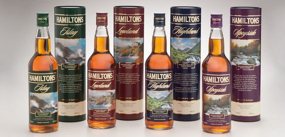 Hamiltons Single Malts